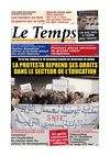 Le Temps d&#039;Algrie Edition du Jeudi 10 Novembre 2011