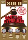 SOLD Issue #9 - Objection overruled!