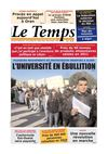Le Temps d&#039;Algrie Edition du Mercredi 23 Novembre 2011