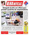 Jornal Ilha Notcias - Edio 1547 - 25/11/2011