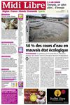 Observatoire de la parit auditionne Genvive Tapi MIDI LIBRE 8 dec 201