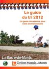 Calendrier de collecte La Barre de Monts 2012
