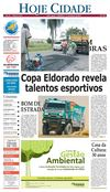 Jornal Hoje Cidade 21-01-12