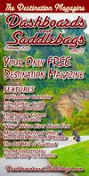 "Dashboards and Saddlebags ""The Destination Magazine"" February 2012"
