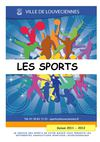PLAQUETTE DES SPORTS 2011