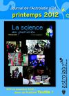 Journal de l'Astrolabe n°31 - Printemps 2012