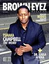 Brown Eyez Magazine Special Re-Launch 2012 Issue!