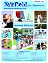 Fairfield Parks &amp; Recreation Summer 2012
