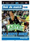 Soir de match - Gravelines/Cholet Basket 25-02-12