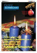 0512 Dezember-Ausgabe © Stadtgemeinde Schwechat
