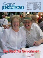 0608/09 August/September - Ausgabe © Stadtgemeinde Schwechat