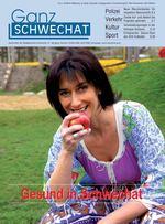 0408 April Ausgabe © Stadtgemeinde Schwechat