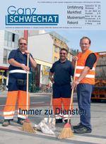 0908 September Ausgabe © Stadtgemeinde Schwechat