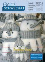 1210 Dezember Ausgabe © Stadtgemeinde Schwechat