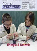 Februar/März-Ausgabe 2012 © Stadtgemeinde Schwechat