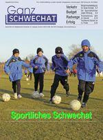 April-Ausgabe 2012 © Stadtgemeinde Schwechat