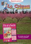 LE CRIQUET MAGAZINE DE CAMARGUE ET DES COSTIERES N16 AVRIL 2012