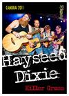 HAYSEED DIXIE- AUX AMERICAN JOURNEY DE CAMBRAI 2011