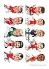 Liverpool Football Caricatures