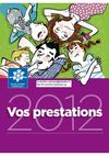 Allocations familiales - guide des prestations 2012
