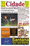 Jornal Cidade de Ita de Minas - Edio n 06 de 10/08/2011