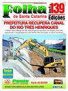 Folha de Santa Catarina - Edio 139