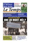 Le Temps d&#039;Algrie Edition du Dimanche 06 Mai 2012