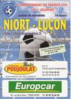 Niort Lucon