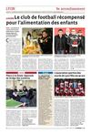 le progres du-10-05-2012 - prix fondation du football