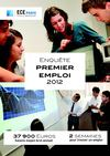 Enqute premier emploi 2012