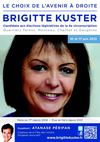 Brigitte Kuster 2012 - Législatives 4e circonscription de Paris - Tract de campagne
