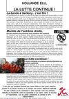 Tract JC de Cambrai de Juin 2012: &quot;Hollande lu, la lutte continue!&quot;