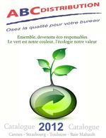 Calam o catalogue 2012 abc distribution sp cialiste des fournitures de bureau - Catalogue fourniture de bureau pdf ...