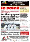 Edition du 4 juin 2012