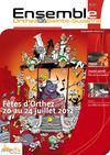 Journal municipal d&#039;Orthez - juin 2012