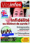 Journal Vosinfos n3 - Edition Dieppe / Dieppe Agglo - Juillet 2012