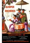 Vente aux encheres 21 juillet 2012 QUIMPER ENCHERES
