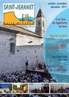 Saint-Jeannet 06640, Bulletin Municipal N 11, oct-nov-dec 2011