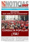 Peridico mes de Julio.UGT MADRID
