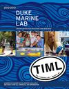 2012 - Duke University Marine Lab
