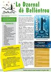 Bulletin N° 25 de la commune de Bellentre