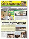 JORNAL GOIS TURISMO - EDIO - JULHO/AGOSTO DE 2012