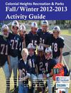 Colonial Heights Recreation and Parks Activity Guide Fall/Winter 2012