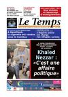 Le temps d&#039;Algrie Edition du 01-08-2012
