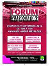 Livret Forum Associations 2012