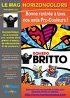 Bulletin Horizon Colors de septembre 2012