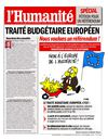 L&#039;Humanit - Spcial ptition pour un rfrendum sur le Trait budgtaire europen