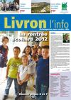 Livron l&#039;info - n53 - octobre / novembre 2012
