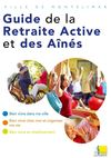 Guide de la retraite active et des ans