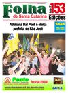 FOLHA DE SANTA CATARINA - EDIO N 153